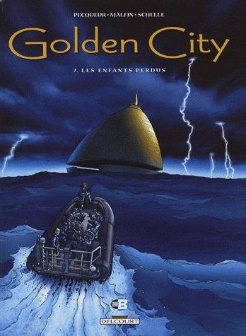 Golden City # 7