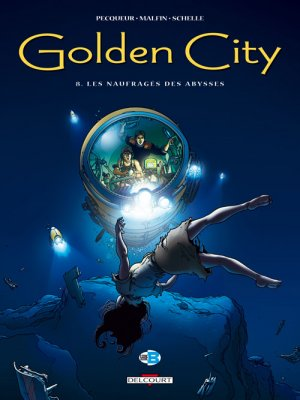 Golden City # 8