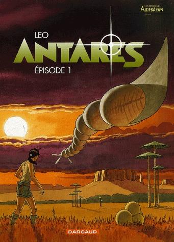 Les mondes d'Aldébaran - Antarès