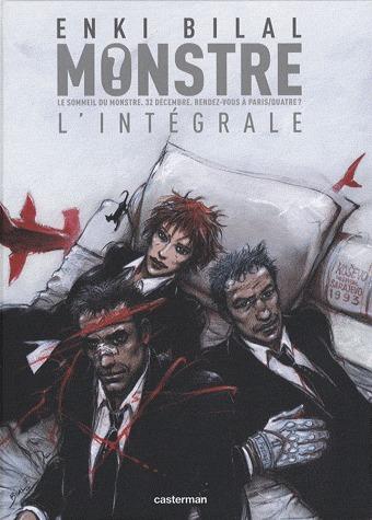 La Tétralogie du Monstre édition Intégrale 2007