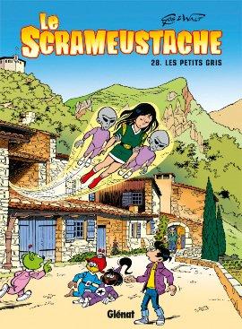 Le Scrameustache # 28