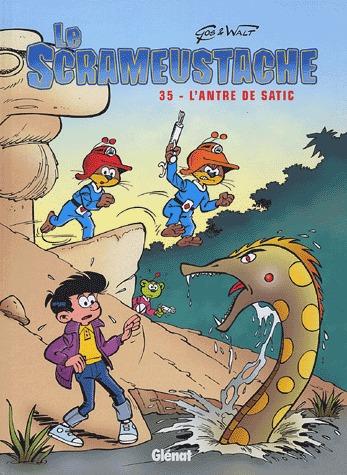 Le Scrameustache # 35