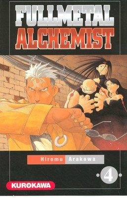 Fullmetal Alchemist # 4