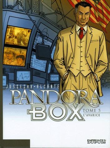 Pandora box # 5