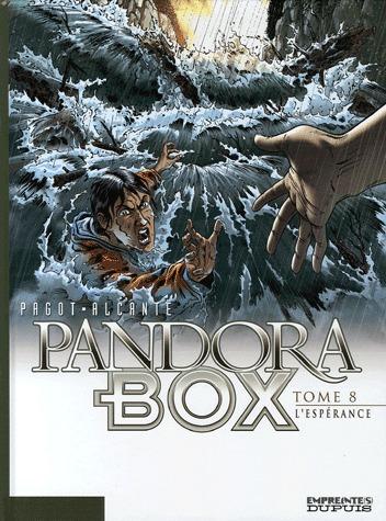Pandora box # 8