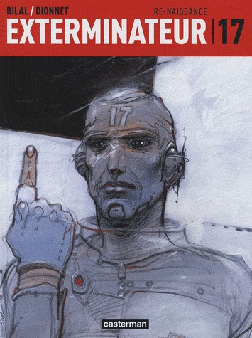 Enki Bilal # 1 simple
