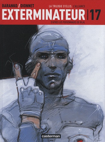 Enki Bilal # 2 simple