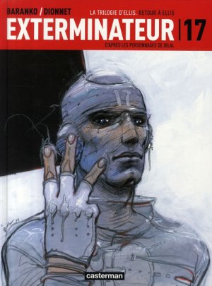 Enki Bilal # 3 simple