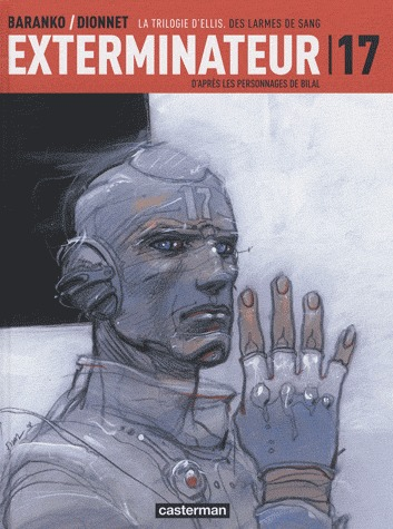 Enki Bilal # 4 simple