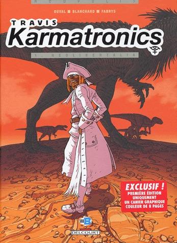 Travis/Karmatronics édition simple