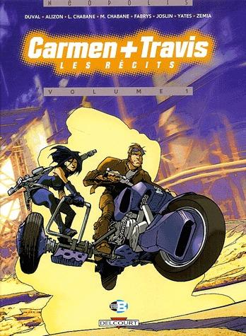 Carmen   Travis - Les récits