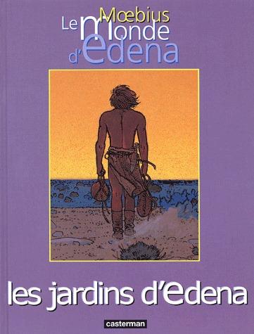 Le monde d'Edena # 2 simple 2001