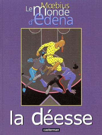 Le monde d'Edena # 3 simple 2001