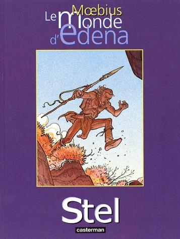 Le monde d'Edena # 4 simple 2001