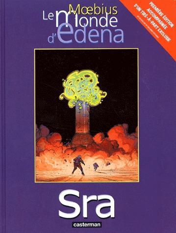 Le monde d'Edena # 5 simple 2001