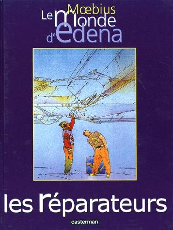Le monde d'Edena # 6 simple 2001