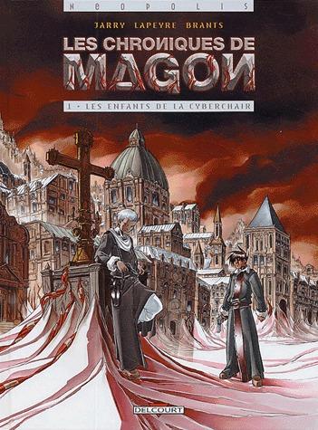 Les chroniques de Magon édition simple