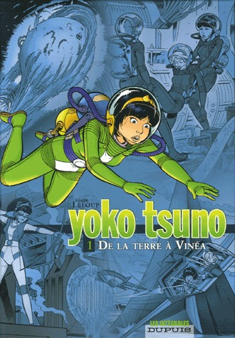 Yoko Tsuno édition intégrale
