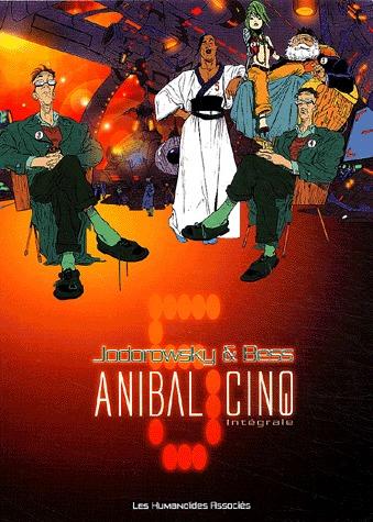 Anibal Cinq édition intégrale