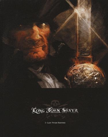 Long John Silver édition De luxe