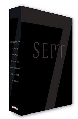 Sept édition coffret