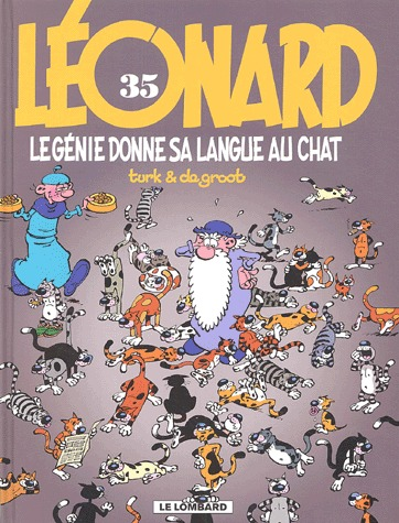 Léonard # 35