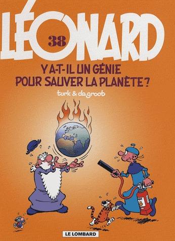Léonard # 38