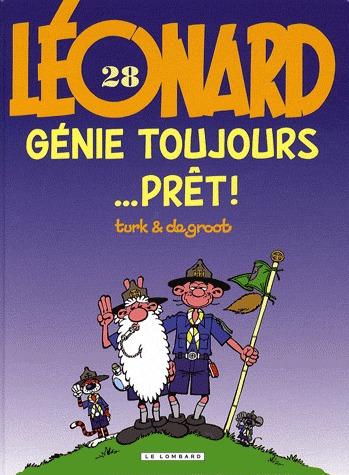 Léonard # 28