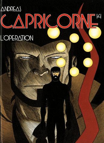 couverture, jaquette Capricorne 14  - L'opérationsimple 1999 (le lombard)