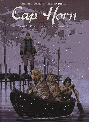 Cap Horn # 2 simple