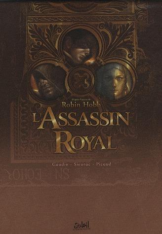 L'assassin royal édition coffret