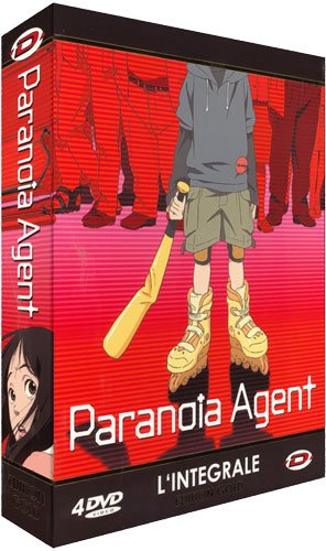 Paranoia Agent édition EDITION GOLD - VO/VF