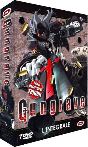 GunGrave édition EDITION GOLD - VO/VF