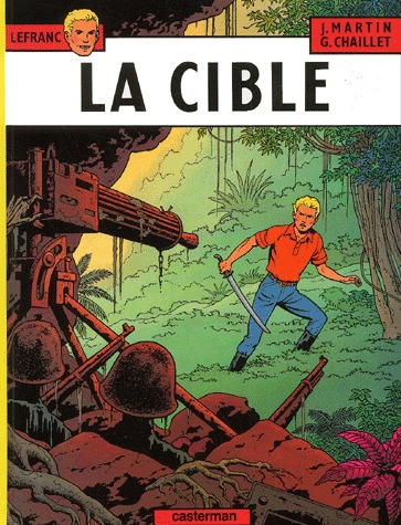 Lefranc 11 - La cible