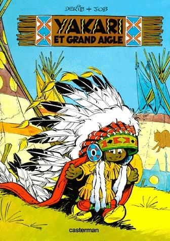 Yakari 1 - Yakari et  Grand Aigle