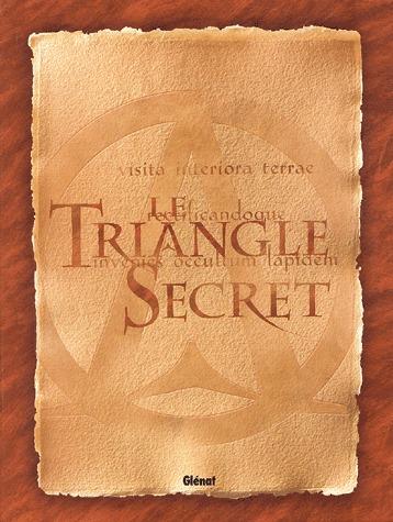 Le triangle secret édition coffret