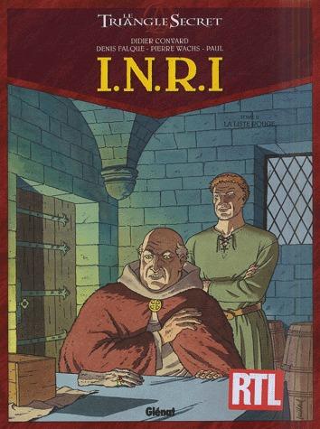 I.N.R.I # 2 simple