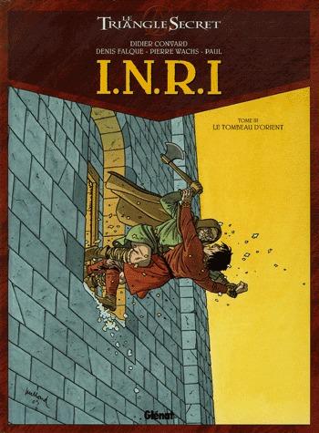 I.N.R.I # 3 simple