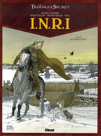 I.N.R.I # 4 simple
