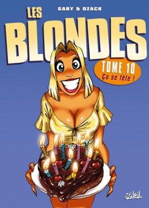 Les blondes #10