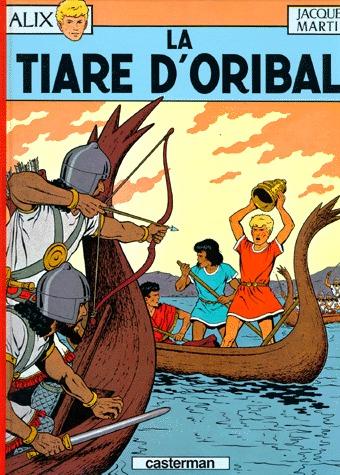 Alix 4 - La tiare d'Oribal