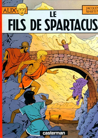 Alix 12 - Le fils de Spartacus