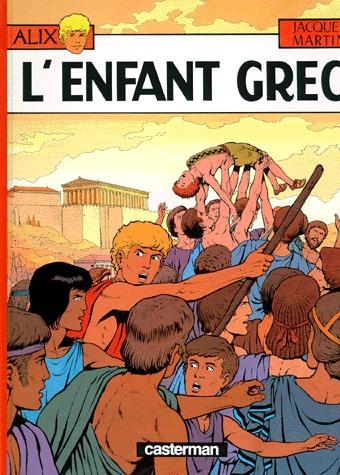 Alix 15 - L'enfant grec