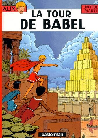 Alix 16 - La tour de Babel
