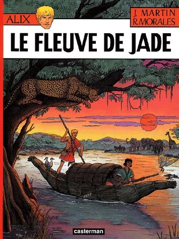 Alix 23 - Le fleuve de Jade