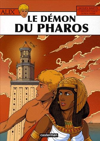 Alix 27 - Le démon du Pharos
