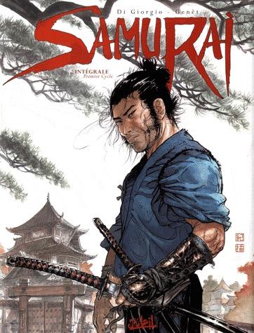 Samurai 1 - Intégrale - Premier cycle (T1 à T4)