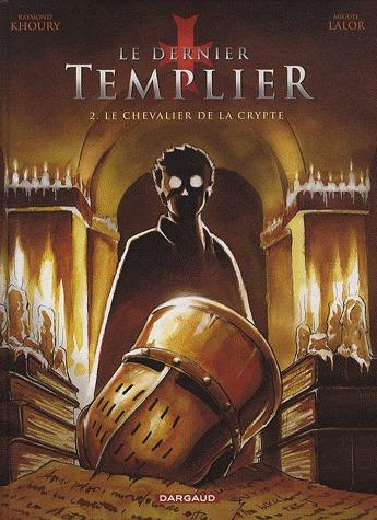 Le dernier templier # 2