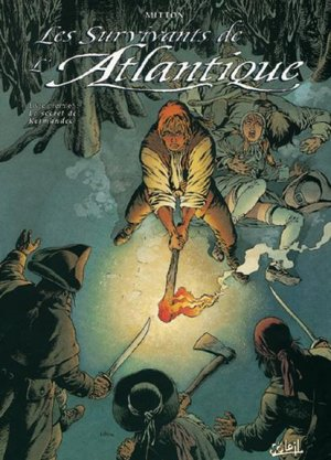Les survivants de l'Atlantique édition simple 1997