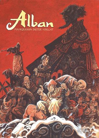 Alban édition coffret